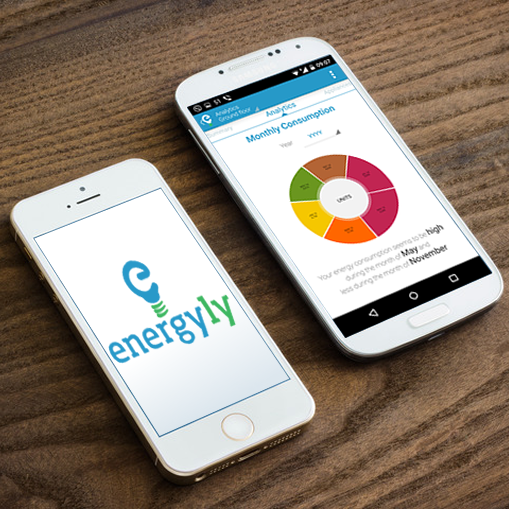 Energyly Android Mobile App